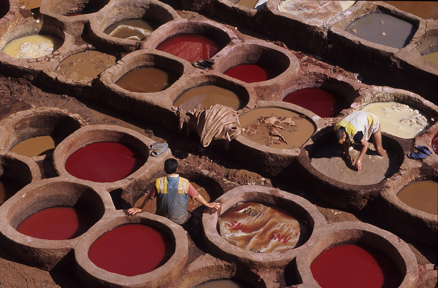 Marokko-Fez