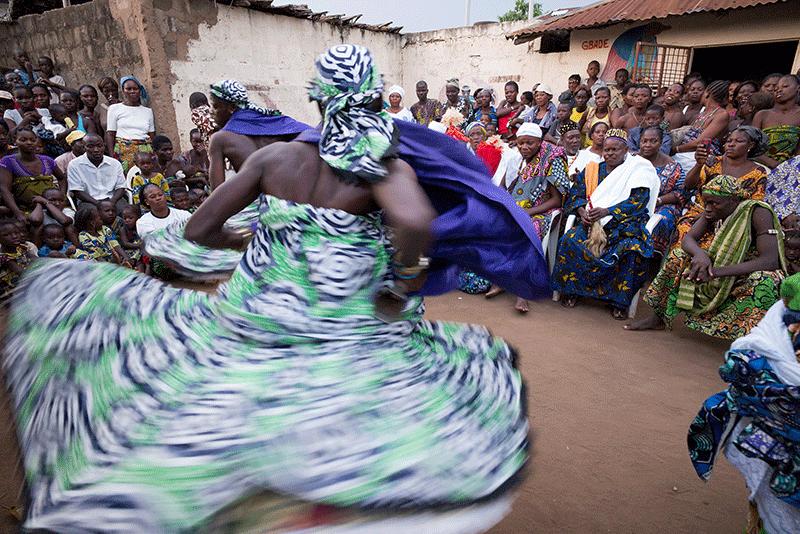 Fotoreise togo Benin